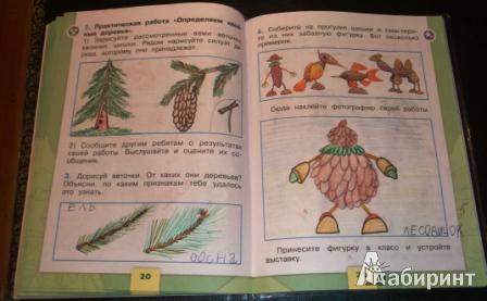 Учебник окружающий мир 1 класс 1 часть плешаков