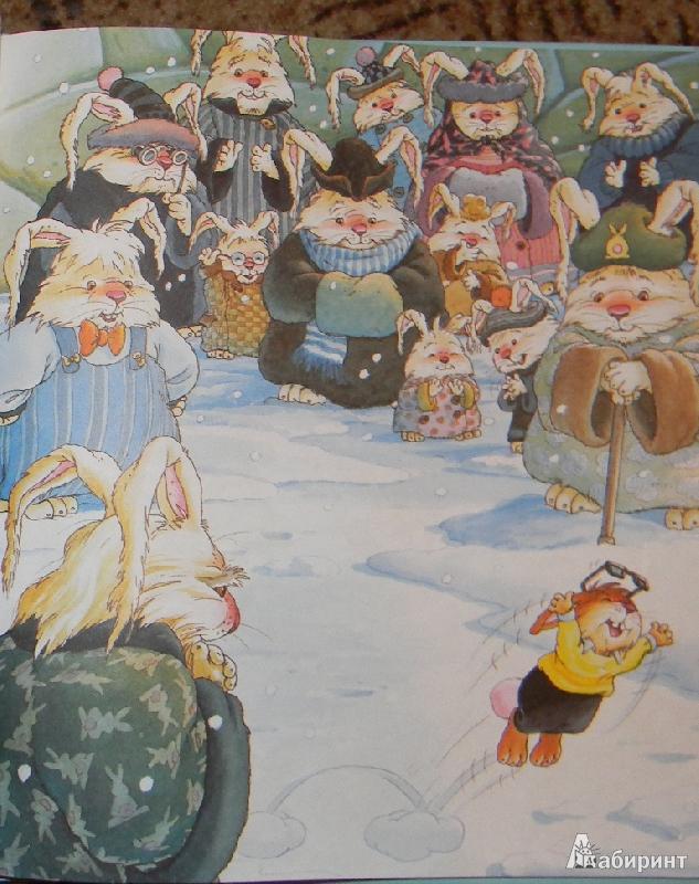 Иллюстрация 1 из 44 для Новогодняя книга кроличьих историй - Юрье, Жуанниго   Лабиринт - книги. Источник: Раскова  Юлия