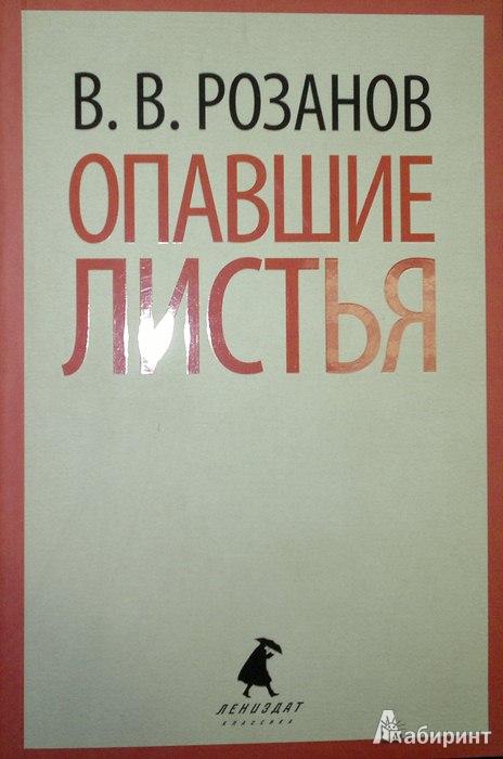 Иллюстрация 1 из 11 для Опавшие листья - Василий Розанов | Лабиринт - книги. Источник: Леонид Сергеев