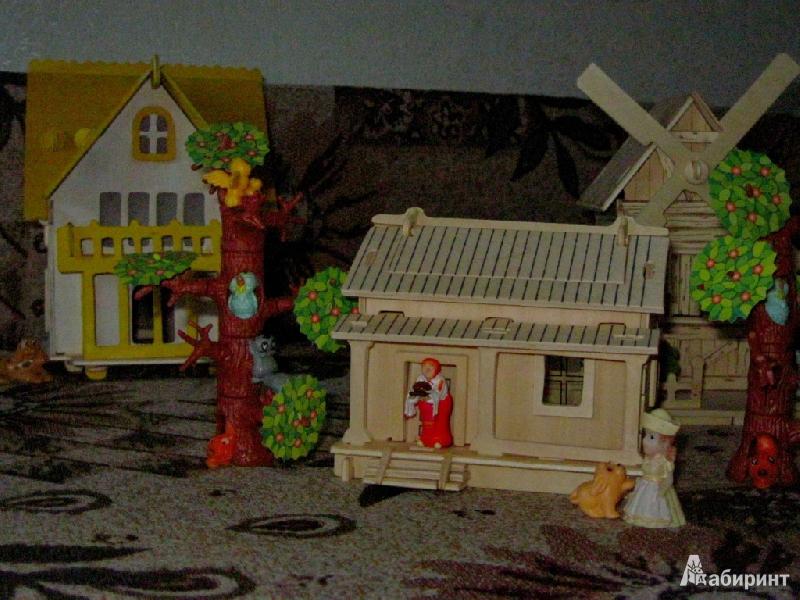Иллюстрация 1 из 4 для Избушка | Лабиринт - игрушки. Источник: Белочка