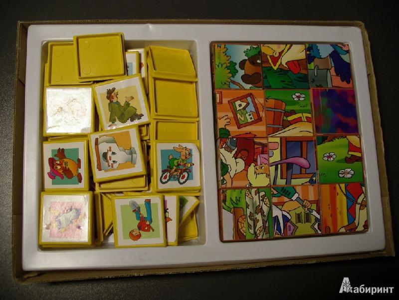 Иллюстрация 1 из 6 для Кубики+Мемори (87321) | Лабиринт - игрушки. Источник: Мариста