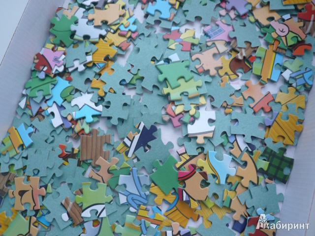 Иллюстрация 1 из 6 для Step Puzzle-360 73005 Малыш и Карлсон | Лабиринт - игрушки. Источник: Nadezhda_S