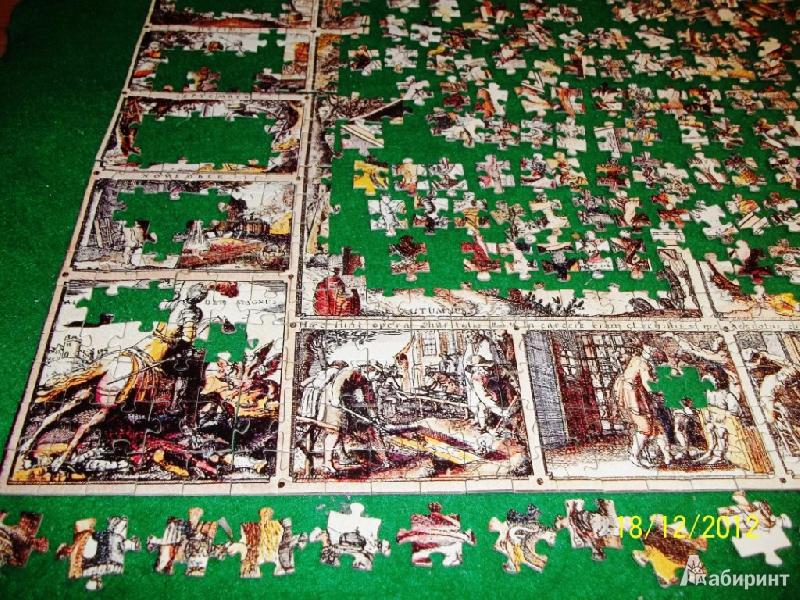 Иллюстрация 1 из 28 для Step Puzzle-1500 83018 Историческая карта мира | Лабиринт - игрушки. Источник: JaaSv