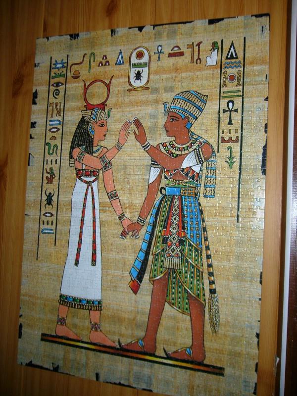 Иллюстрация 1 из 10 для Step Puzzle-1000 79059 Египетский папирус | Лабиринт - игрушки. Источник: Dmitry78