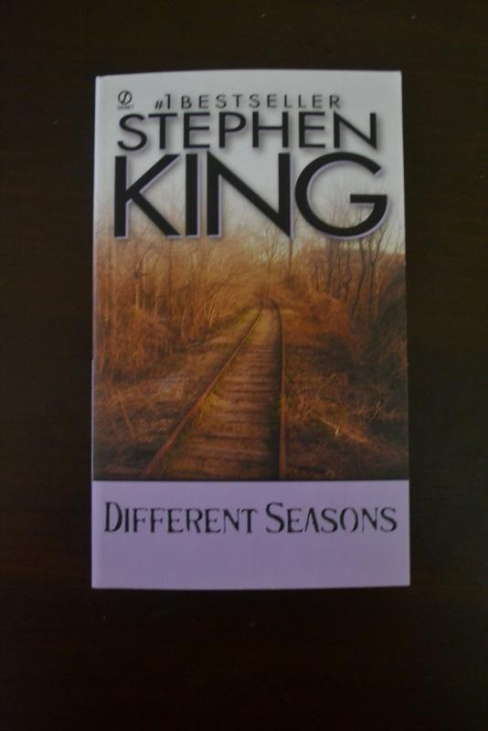 Иллюстрация 1 из 13 для Different Seasons - Stephen King | Лабиринт - книги. Источник: Patapon