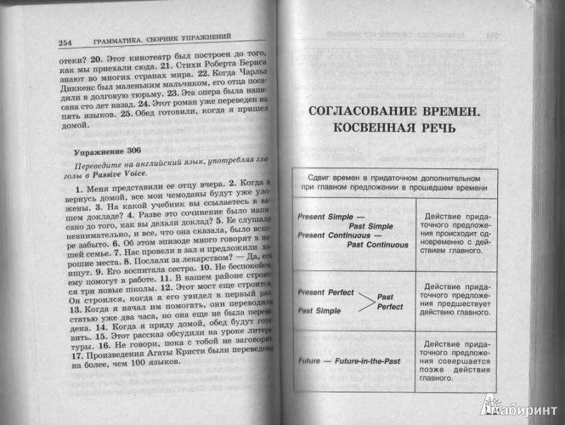 Иллюстрация 1 из 7 для Грамматика. Сборник упражнений - Голицынский, Голицинская | Лабиринт - книги. Источник: Pokayka