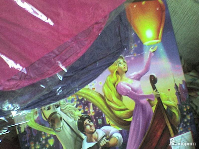 """Иллюстрация 1 из 8 для Набор """"Шар желаний"""" 5 штук, разноцветные (А ля Рапунцель). Д49 (209000101)   Лабиринт - сувениры. Источник: Роза с шипами"""