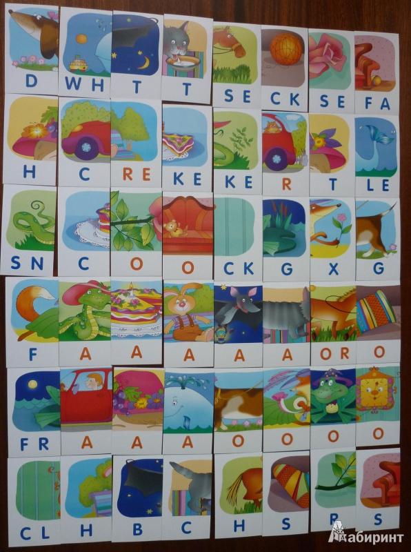 Английский алфавит для детей задания с картинками и видео