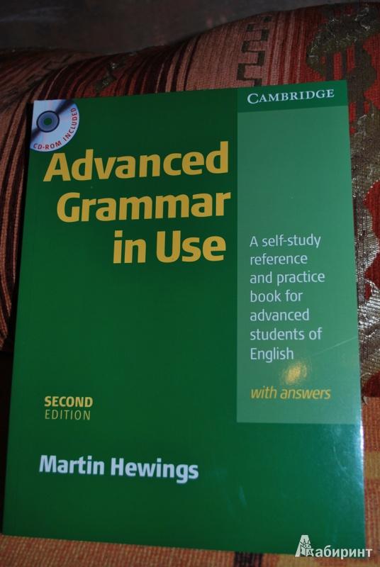 Иллюстрация 1 из 27 для Advanced Grammar in Use with answers (+CD) - Martin Hewings | Лабиринт - книги. Источник: Журавлева  Анна Сергеевна