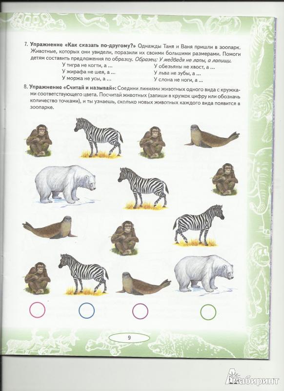 Конспект занятия логопедия домашние животные онр 3 уровень