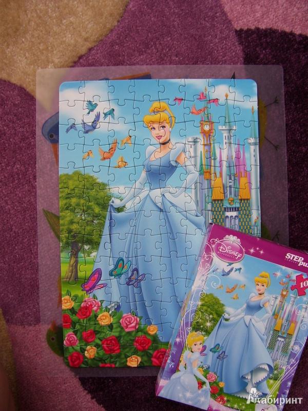 Иллюстрация 1 из 8 для Step Puzzle-104 82102 Золушка   Лабиринт - игрушки. Источник: Дашенька Клименченко