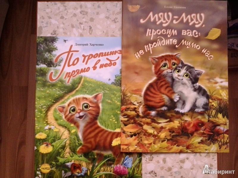 Иллюстрация 1 из 21 для Мяу-Мяу, просим вас: не пройдите мимо нас - Елена Екимова | Лабиринт - книги. Источник: Dogdik