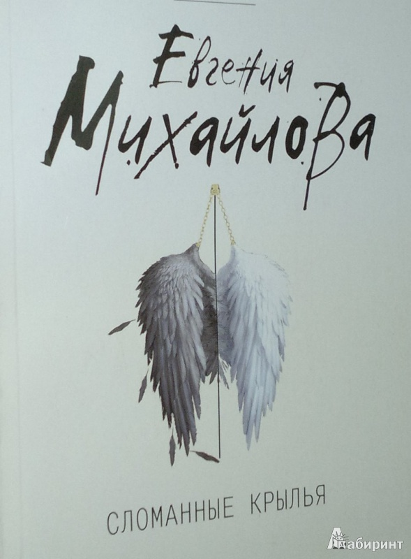 Иллюстрация 1 из 5 для Сломанные крылья - Евгения Михайлова   Лабиринт - книги. Источник: Леонид Сергеев