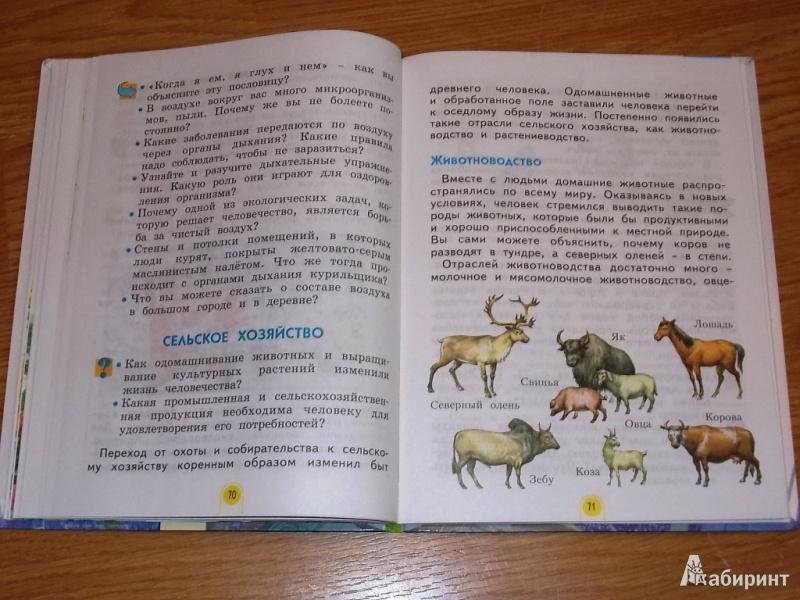Гдз Окружающий 2 Класс Учебник