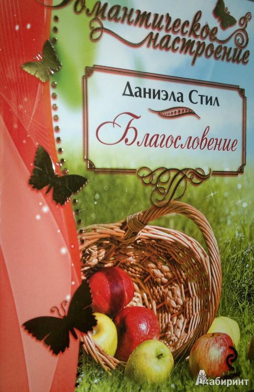 Иллюстрация 1 из 5 для Благословение - Даниэла Стил | Лабиринт - книги. Источник: Леонид Сергеев