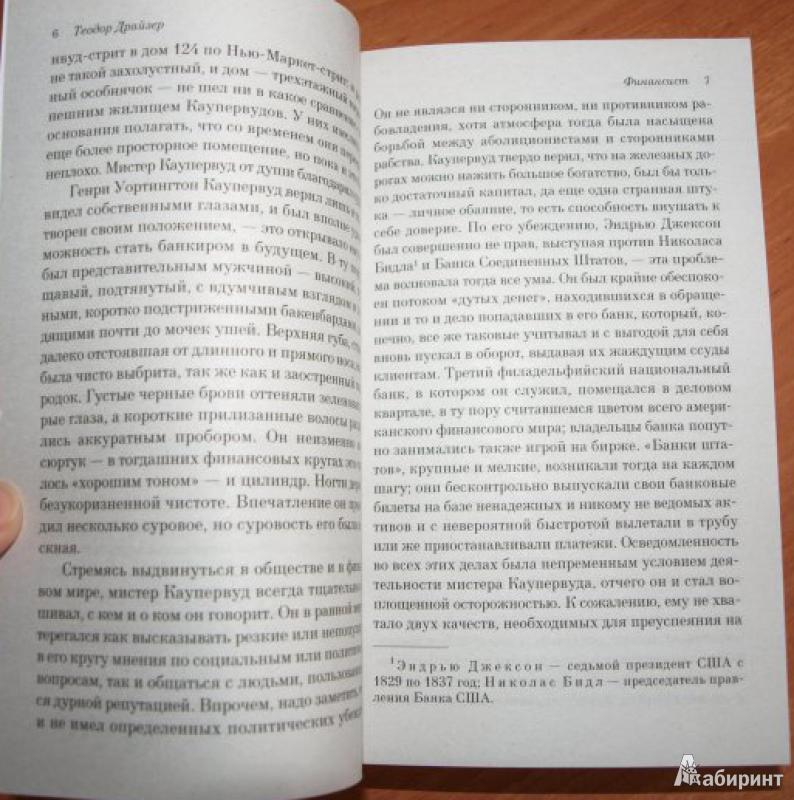 Иллюстрация 1 из 3 для Финансист - Теодор Драйзер   Лабиринт - книги. Источник: Терещенко  Татьяна Анатольевна