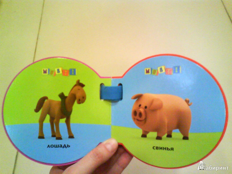 Книжка про животных своими руками 93