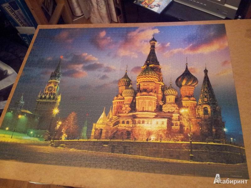 Иллюстрация 1 из 4 для Puzzle-2000.С-200139. Красная площадь,Москва | Лабиринт - игрушки. Источник: Саунина  Евгения
