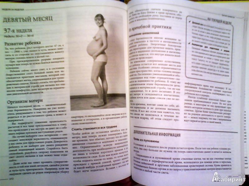 Беременность от а до я книга