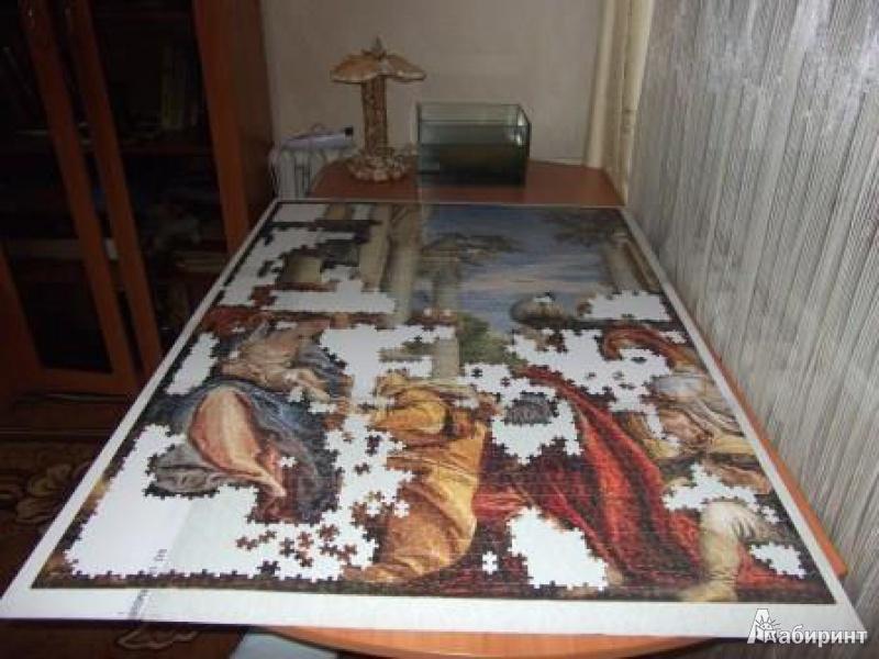 Иллюстрация 1 из 11 для Step Puzzle-3000 (85204) Поклонение волхвов   Лабиринт - игрушки. Источник: Tatiana  Andrievskaya