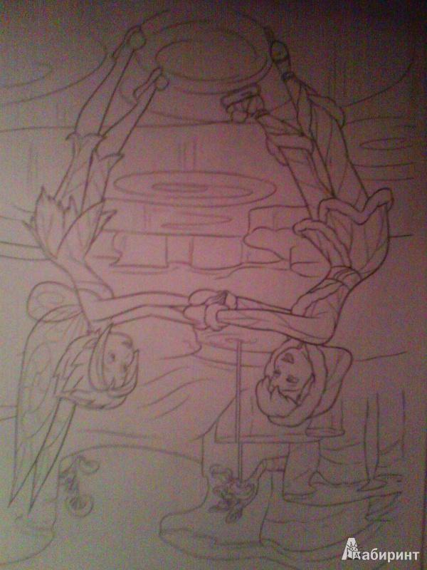Иллюстрация 1 из 2 для Волшебная раскраска. Феи (№ 1337) | Лабиринт - книги. Источник: Симакова  Ольга
