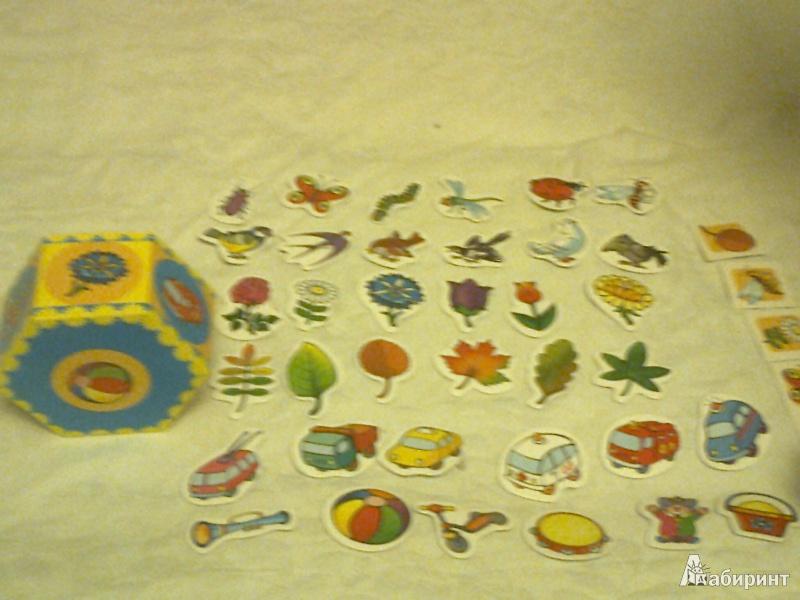 Иллюстрация 1 из 9 для Чудесная коробочка. Мир вокруг (2542) | Лабиринт - игрушки. Источник: Элена