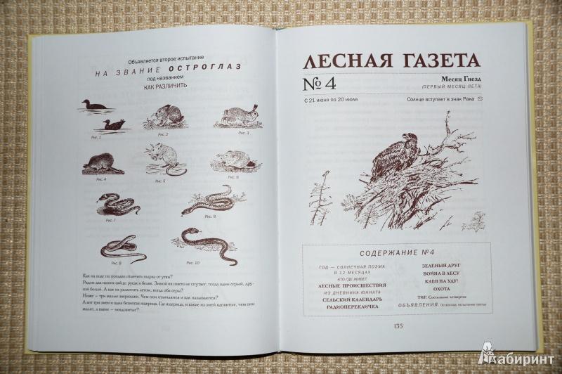 Книгу В Бианки Лесная Газета