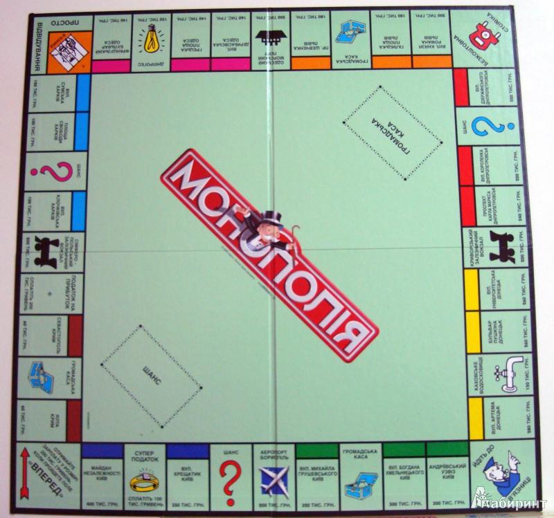 Как сделать монополию своими руками