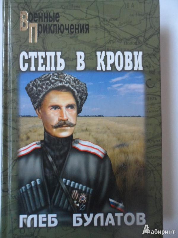 Иллюстрация 1 из 8 для Степь в крови - Глеб Булатов | Лабиринт - книги. Источник: Vito Mannone