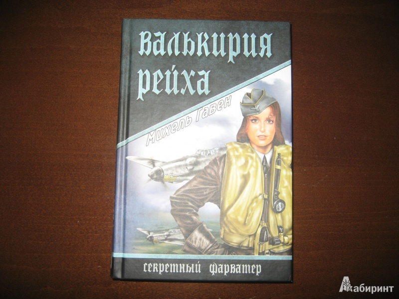 Иллюстрация 1 из 8 для Валькирия рейха - Михель Гавен | Лабиринт - книги. Источник: Волков  Александр Александрович