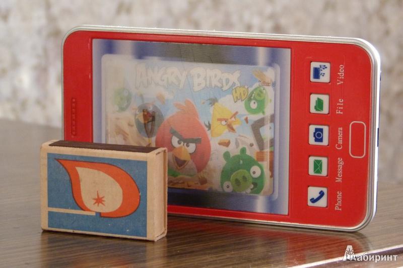 Иллюстрация 1 из 6 для Angry Birds Samsung Galaxy, блистер (T55640) | Лабиринт - игрушки. Источник: Vlazni
