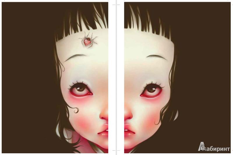 """Иллюстрация № 6 к книге """"Алиса в Зазеркалье, или Сквозь зеркало и что там увидела Алиса"""", фотография, изображение, картинка"""