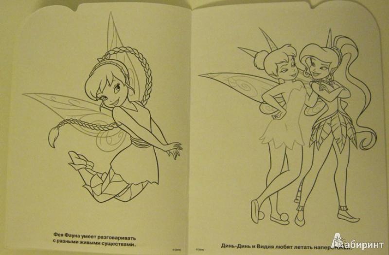Иллюстрация 1 из 6 для Умная раскраска. Феи (№1397)   Лабиринт - книги. Источник: Эйрих Елена Валериевна