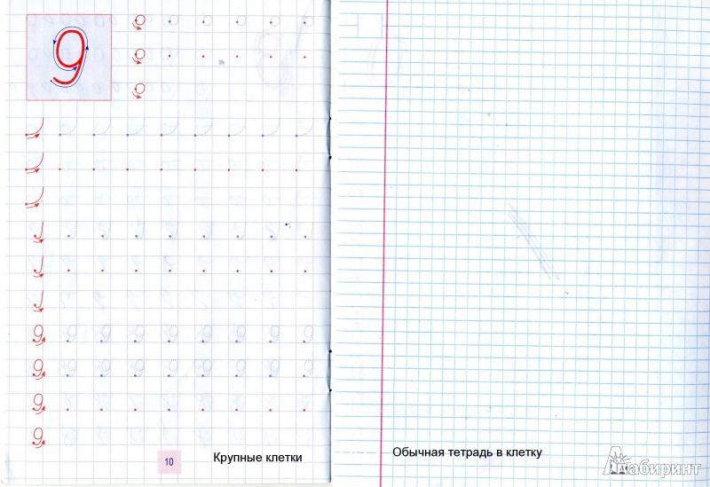 Иллюстрация 1 из 5 для Упражнения для каллиграфического написания цифр | Лабиринт - книги. Источник: ЕККА