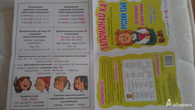 Русский язык 1 4 класс диктанты узорова
