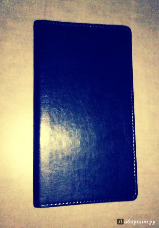 """Иллюстрация 1 из 3 для Визитница на 72 карточки """"Avant"""", темно-синяя (PF-72V141335-24)   Лабиринт - канцтовы. Источник: Кабир  Татьяна"""