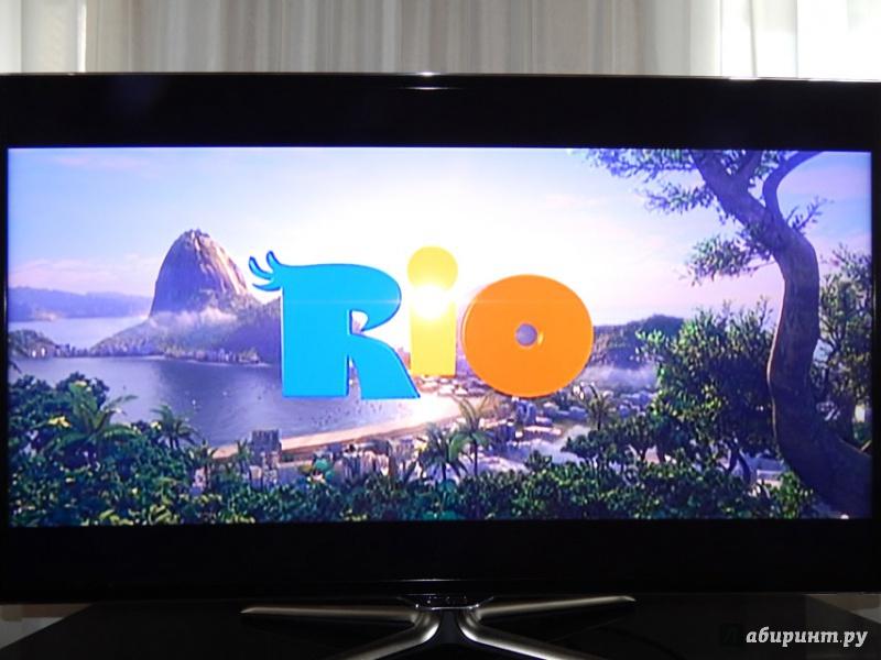 Иллюстрация 1 из 15 для Рио (DVD) - Карлос Салдана | Лабиринт - видео. Источник: Мелкова  Оксана