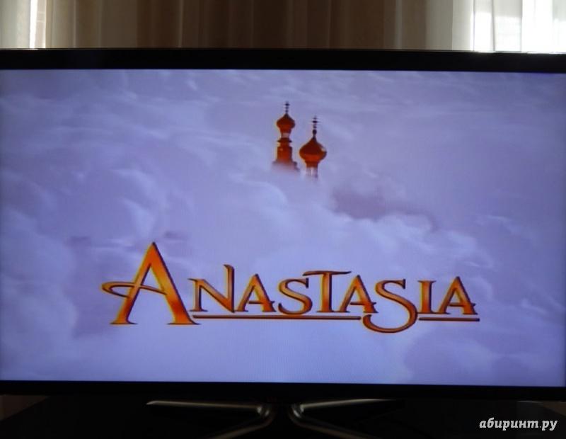 Иллюстрация 1 из 15 для Анастасия (DVD) - Блут, Голдман | Лабиринт - видео. Источник: Мелкова  Оксана