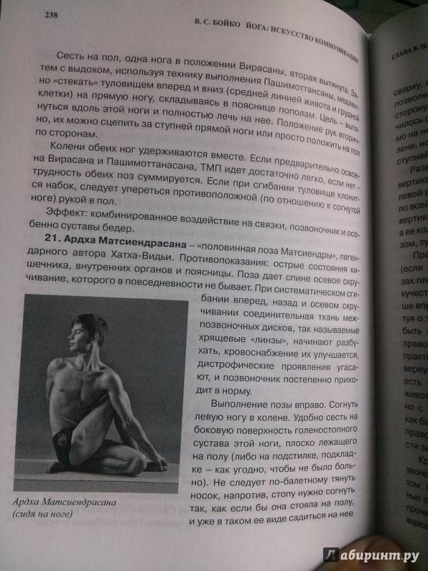 Иллюстрация 1 из 4 для Йога. Искусство коммуникации - Виктор Бойко   Лабиринт - книги. Источник: Зеленая  Ау