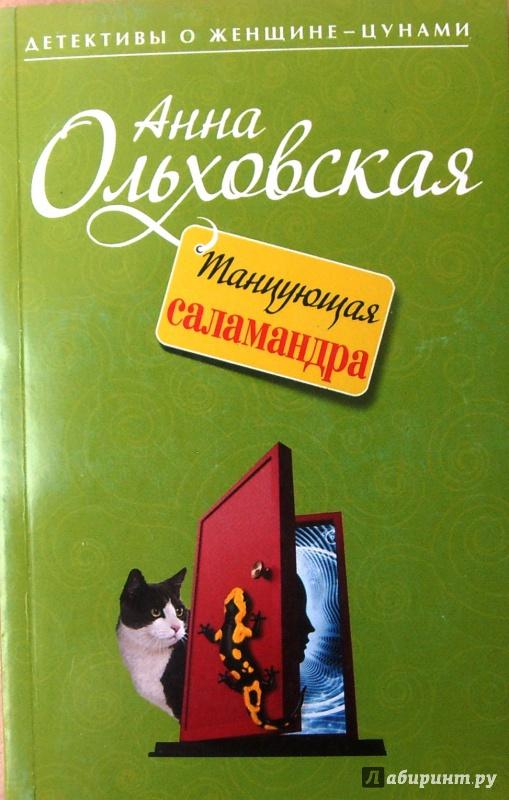 Иллюстрация 1 из 5 для Танцующая саламандра - Анна Ольховская | Лабиринт - книги. Источник: Соловьев  Владимир