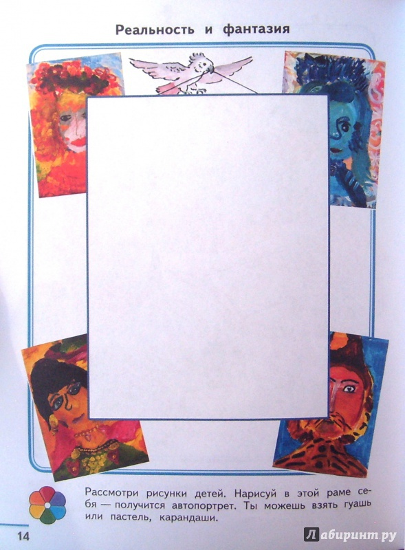 Рисование и изобразительное искусство 3 класс