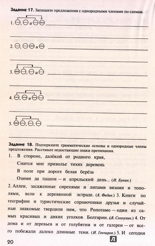 Пунктуация подготовка к егэ русский язык