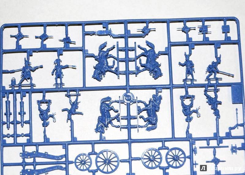 Иллюстрация 1 из 9 для Французская пешая артиллерия 1810-1815 гг. (8028)   Лабиринт - игрушки. Источник: Подхватилин  Олег Владимирович