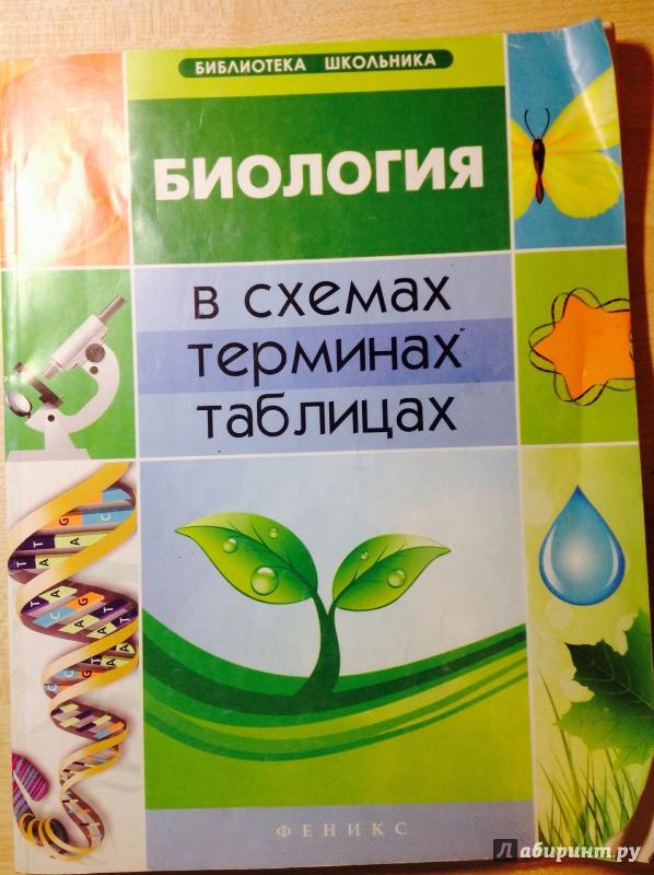 3 для Биология в схемах,