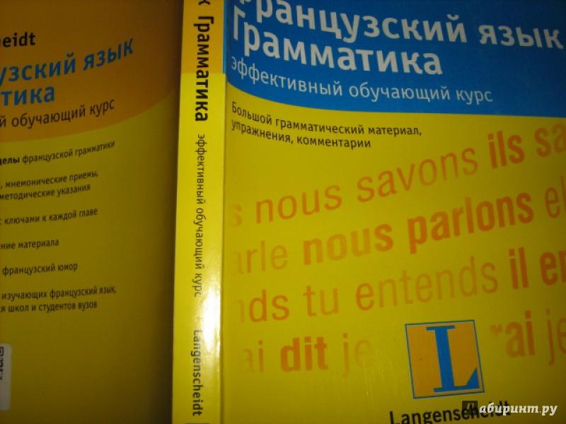 Иллюстрация 1 из 12 для Французский язык. Грамматика: эффективный обучающий курс - С. Вьейар | Лабиринт - книги. Источник: Finese