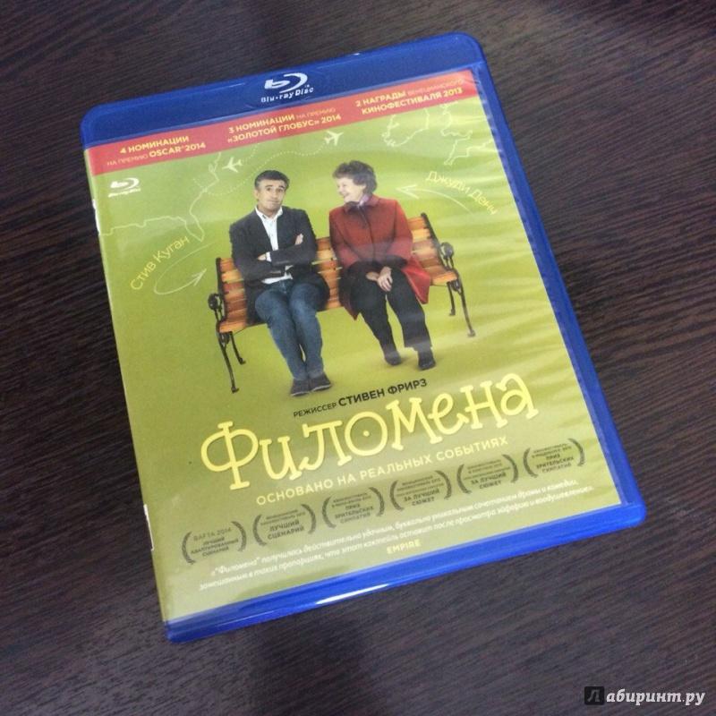 Иллюстрация 1 из 8 для Филомена (Blu-ray) - Стивен Фрирз | Лабиринт - видео. Источник: Бородин  Алексей