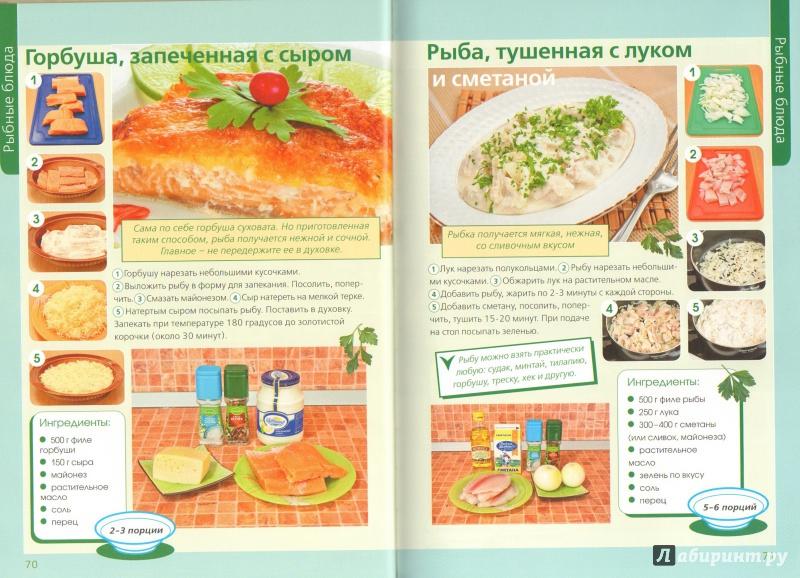 Скрипкина анастасия рецепты горбуша