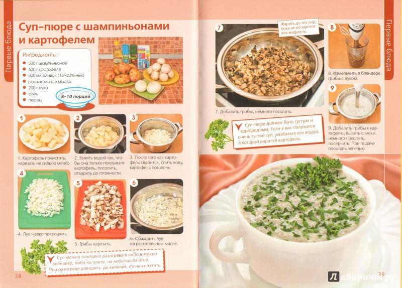 Рецепты пошагового приготовления скрипкиной