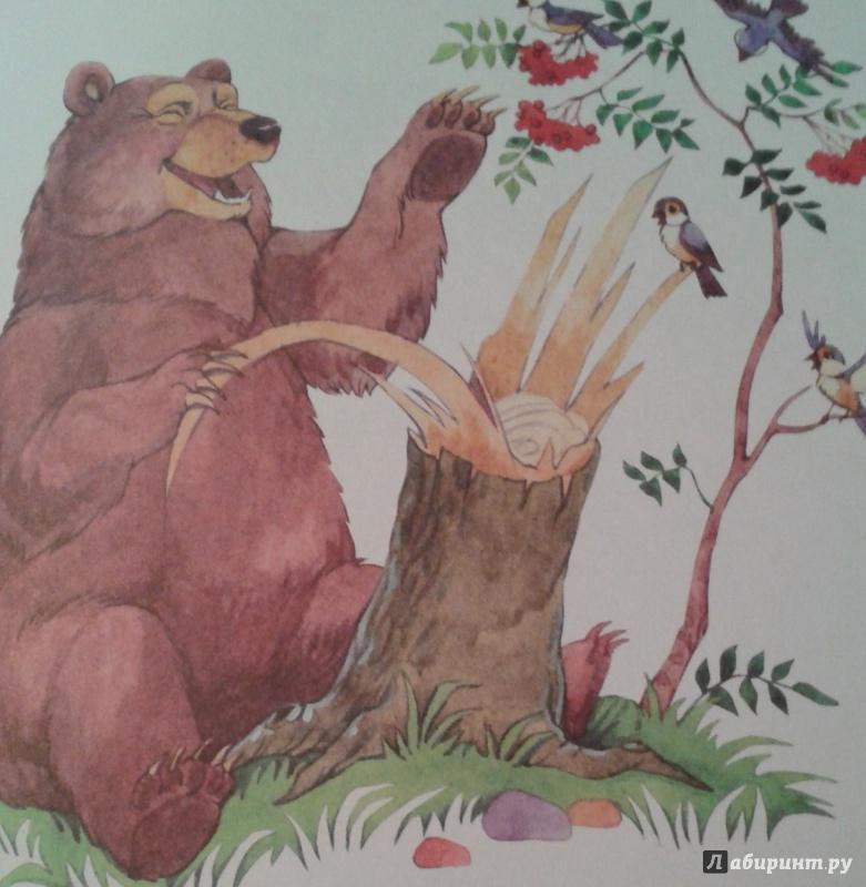Рисунки к сказке в бианки музыкант