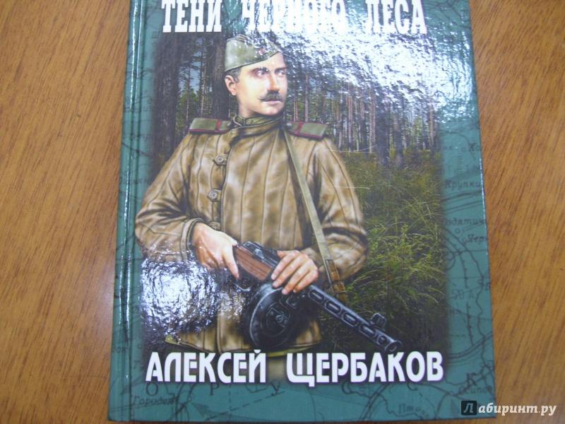 Иллюстрация 1 из 10 для Тени черного леса - Алексей Щербаков   Лабиринт - книги. Источник: КошкаПолосатая